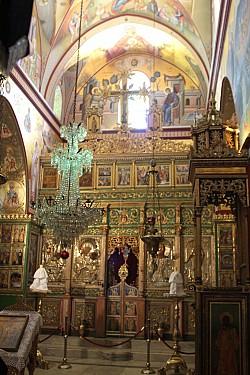 St Sabbas Monastery -- Jerusalem