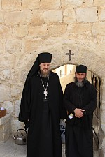 Monk of Mar Sabbas