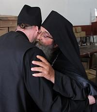 Abbot of St Gerasimos by the Jordan