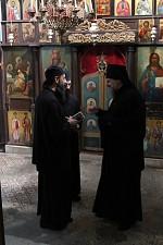 Archimandrite Constantinos St George the Hozevite