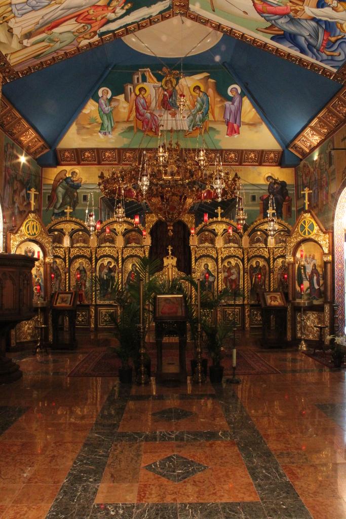 St. Sabbas the Sanctified Orthodox Monastery