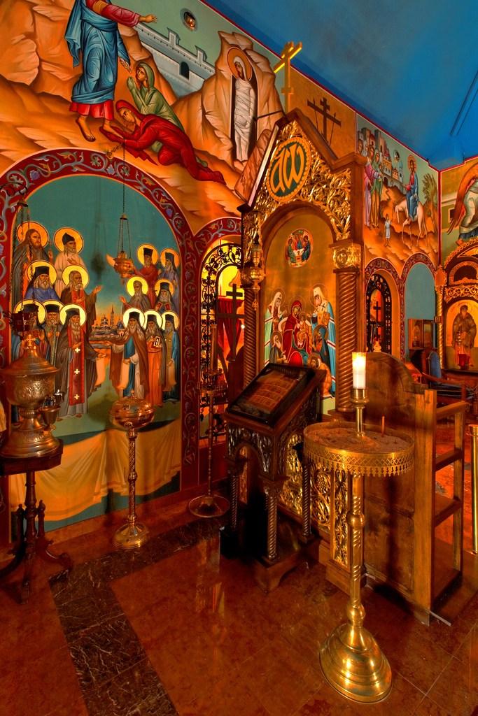 St Sabbas The Sanctified Orthodox Monastery The